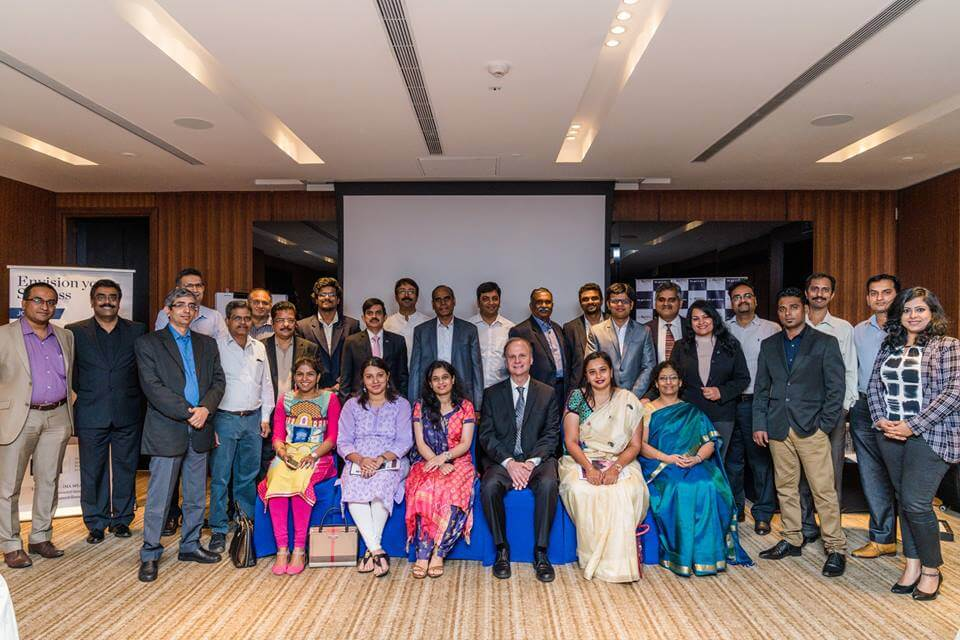 Beyond Square Solutions participated in the CFO Round Table event conducted by MyCFO.